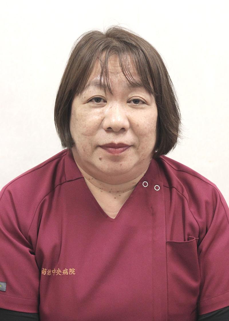 看護部長 本田洋子