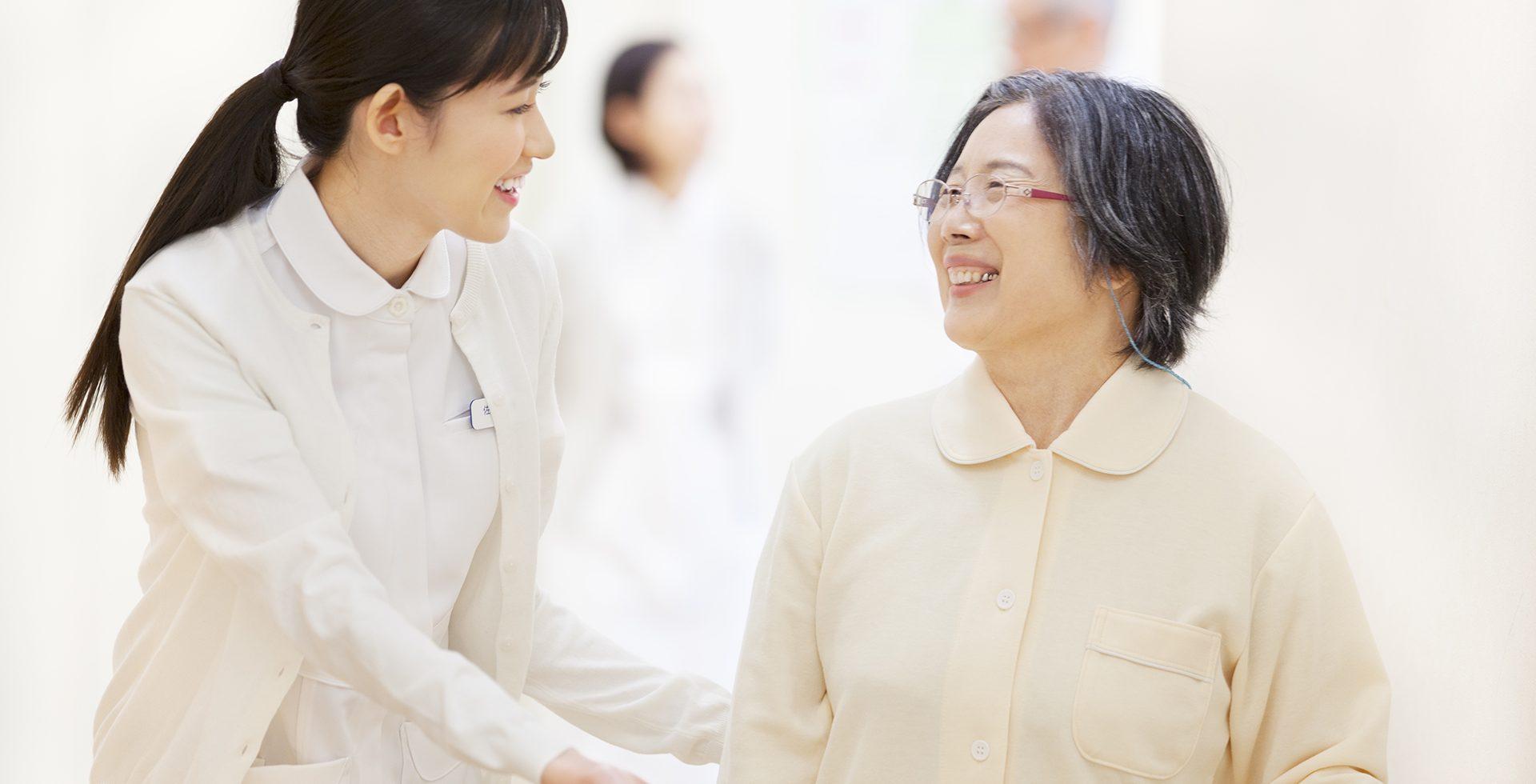 菊池中央病院は地域と連携しています